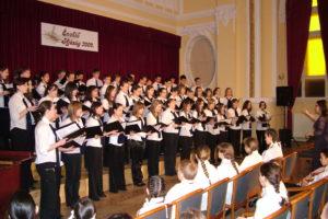 Éneklő Ifjúság hangversenysorozat, 2014