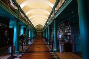 Zenei kincsek a Református Kollégium Nagykönyvtárában