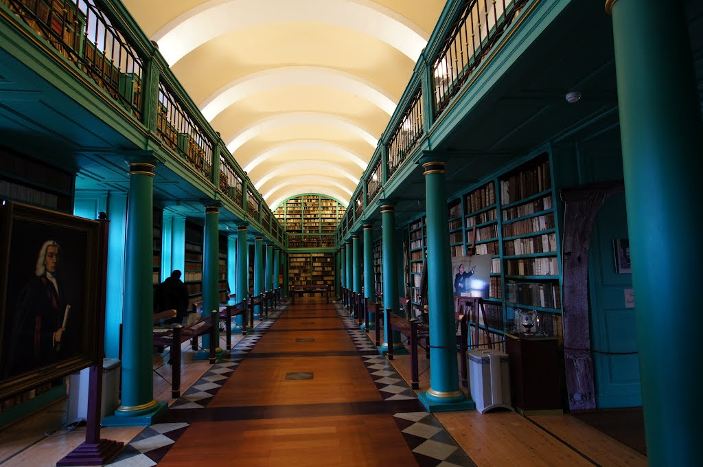 You are currently viewing Zenei kincsek a Református Kollégium Nagykönyvtárában